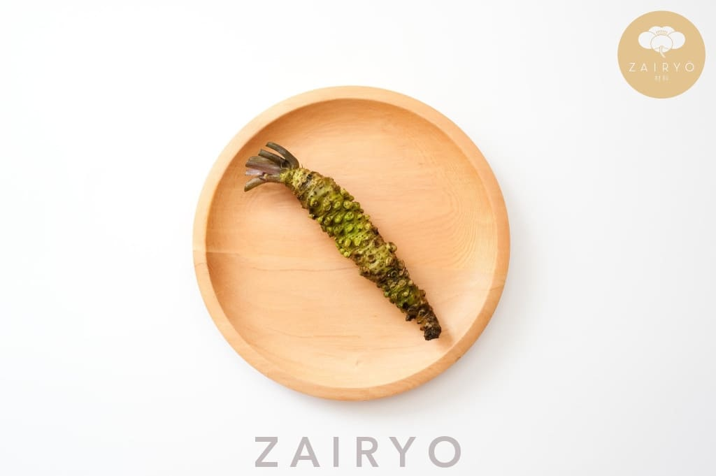 Nama Wasabi / (Fresh Japanese Horseradish Wasabi Root) - Vegetables