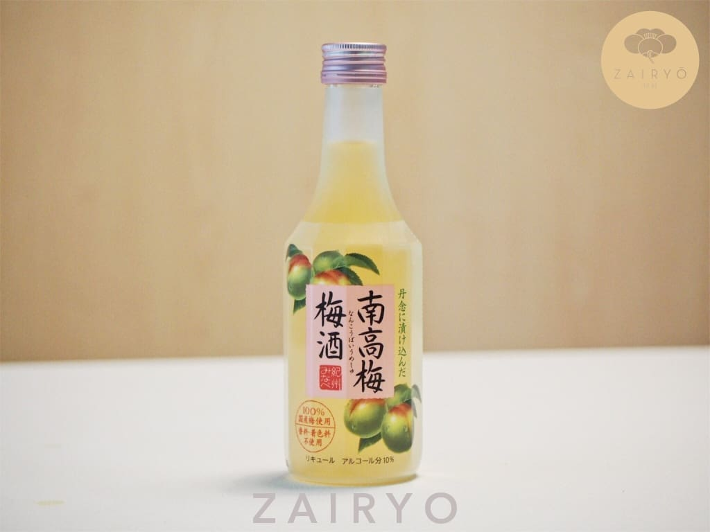 Takara Umeshu (Plum Wine) / Alcohol