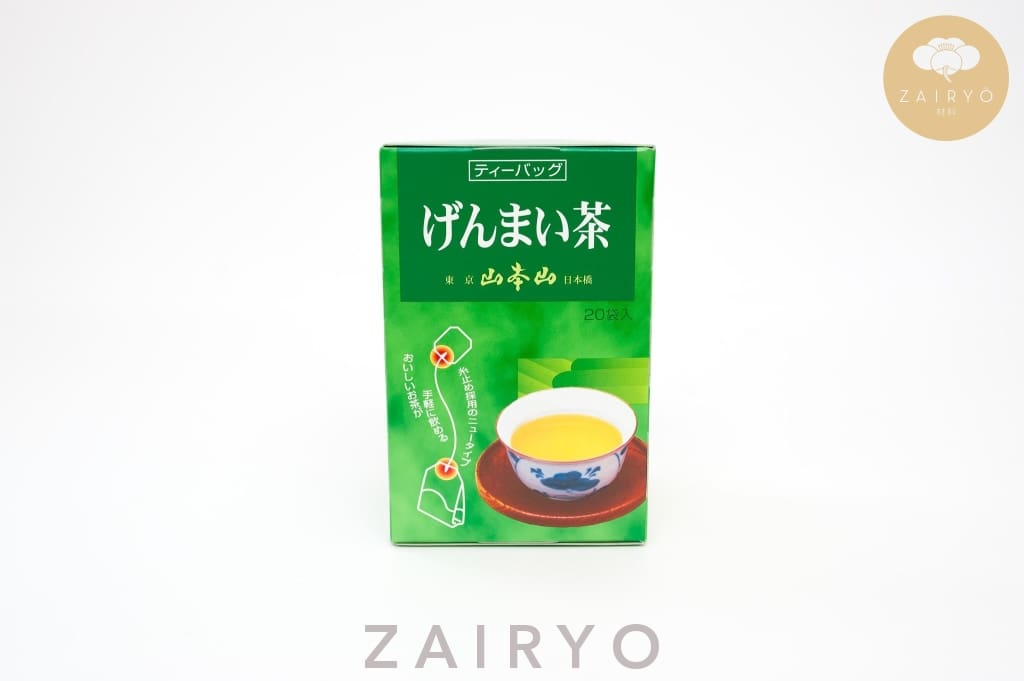 Uji No Tsuyu Genmaicha / (Japanese Roasted Rice Tea) - Uji No Tsuyu Genmaicha (Japanese Roasted Rice Tea) - Tea