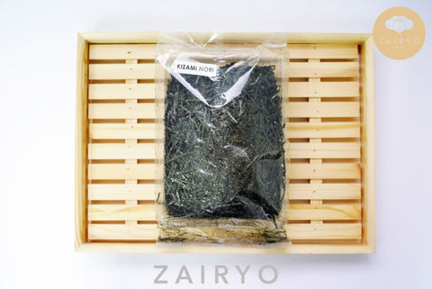 Yaki Kizami Nori / 刻み海苔 / (Shredded Seaweed)