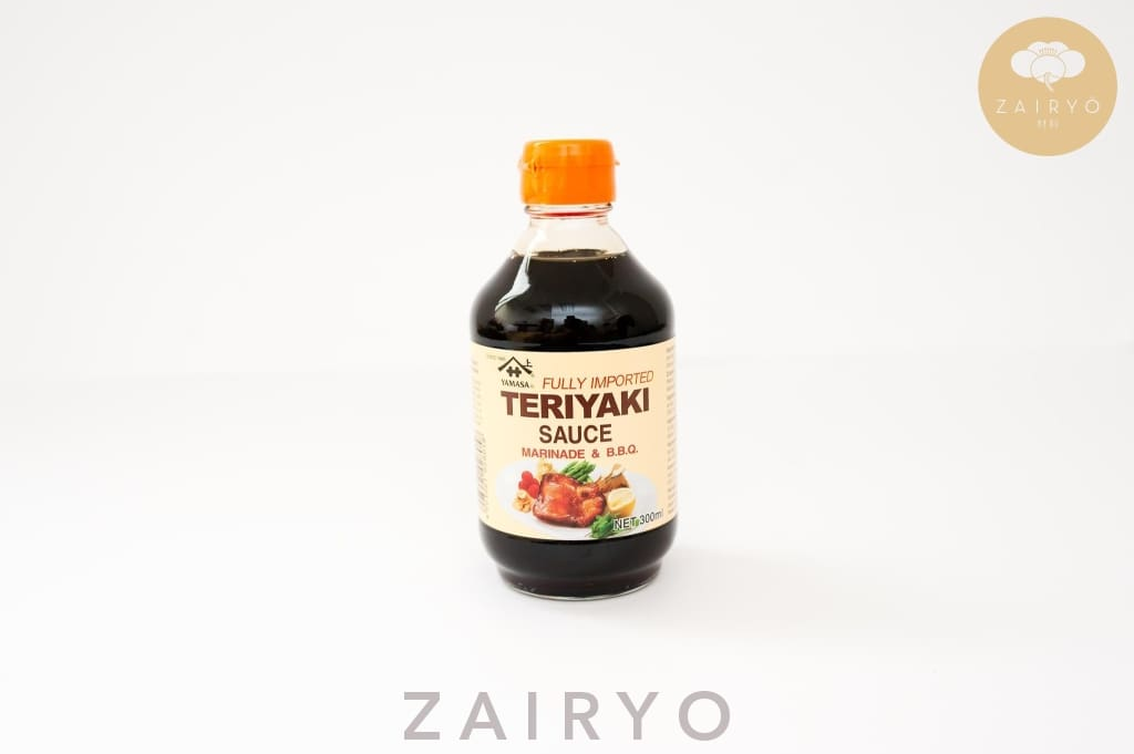 Yamasa Teriyaki Sauce / (For Marinade And Bbq) - Sauce