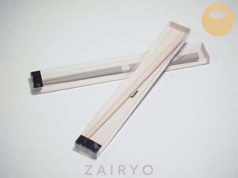 [Zairyo Exclusive] Rassen Chopsticks by Nendo