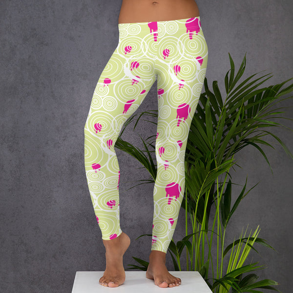 Vortex All-Over Leggings