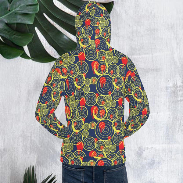 Vortex All Over Print Unisex Hoodie