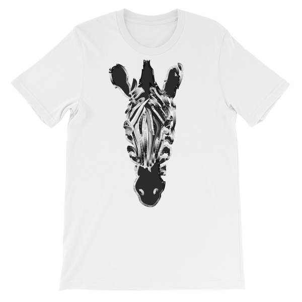 Unisex Night Zebra T-Shirt