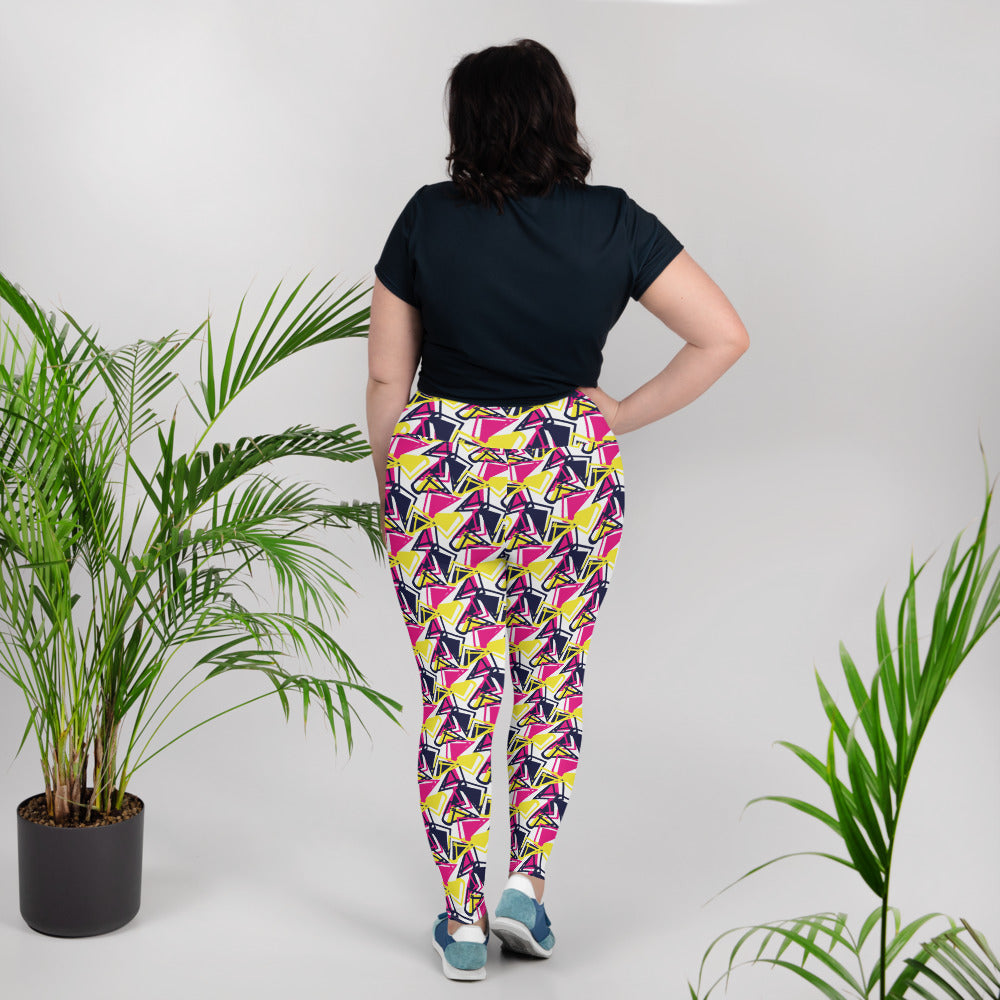 Muyumba Plus Size Leggings