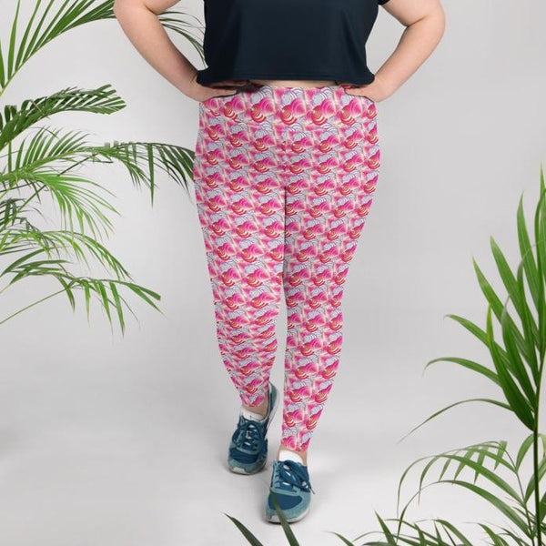 Zora Plus Size Leggings