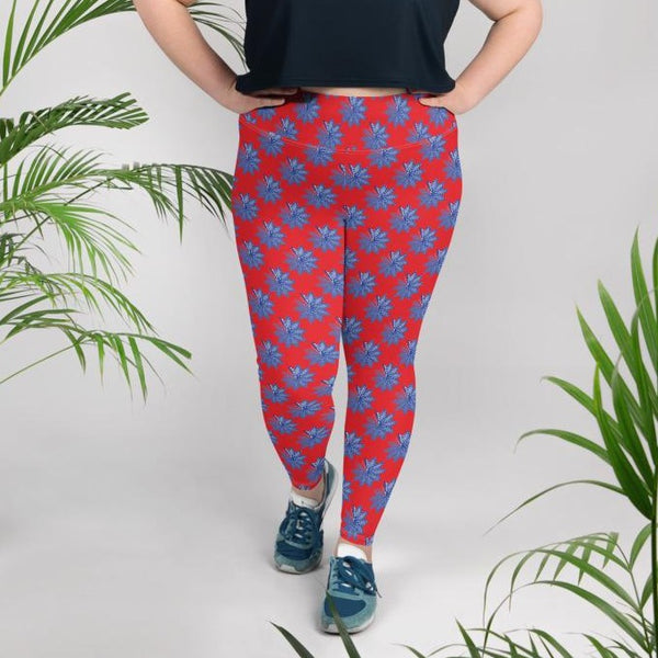 Nyota Plus Size Leggings