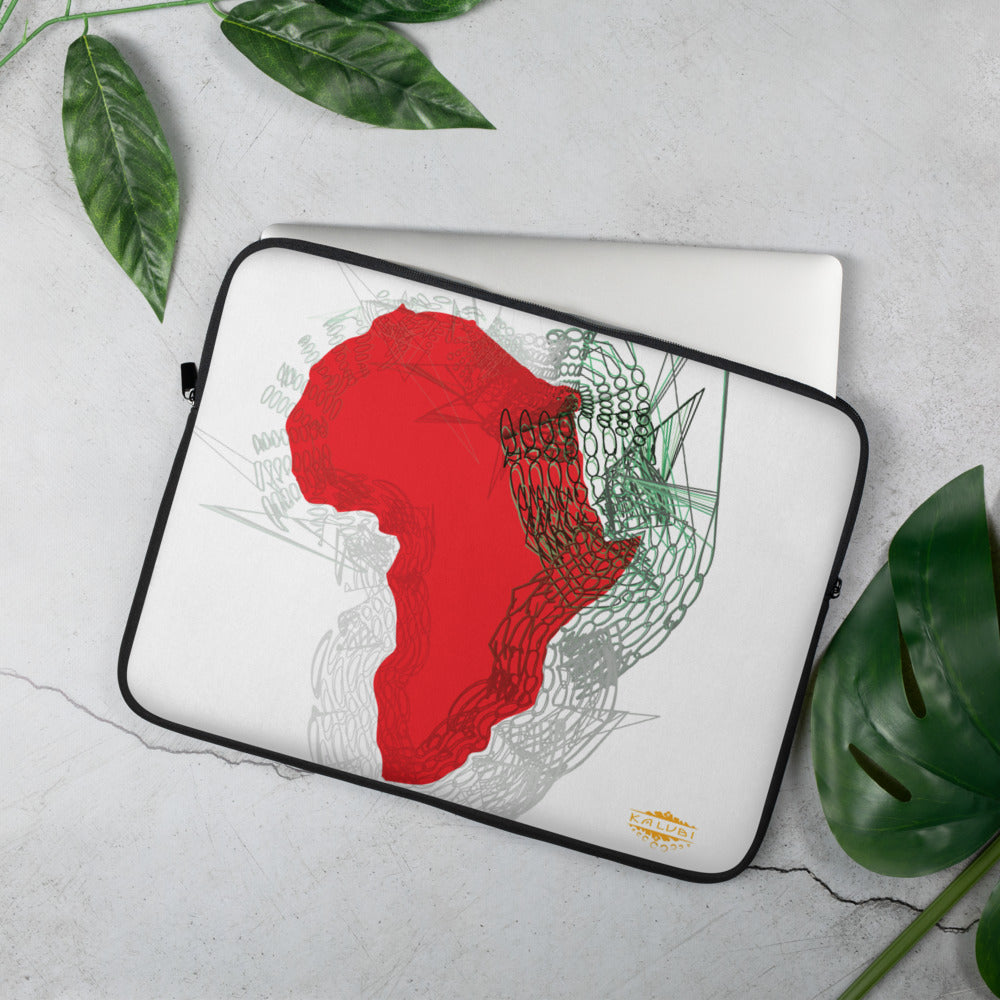 Rock and Roll Africa Laptop Sleeve