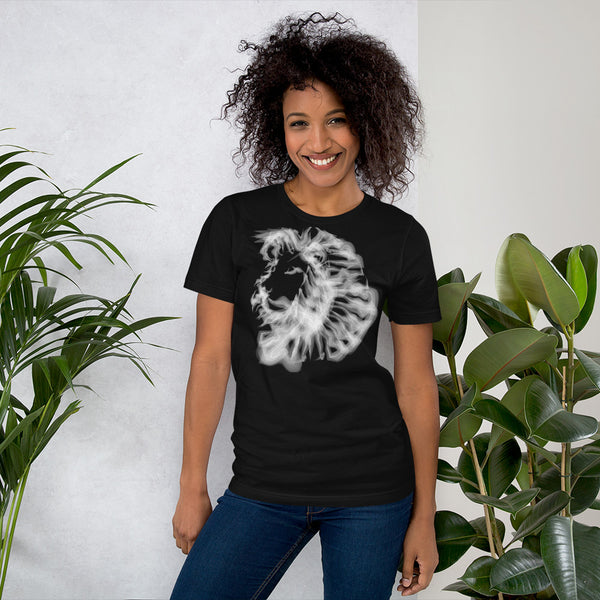 Unisex Moon Lion T-Shirt