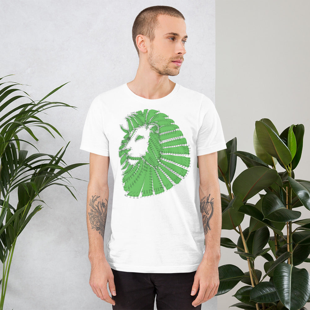 Unisex Earth Lion T-Shirt