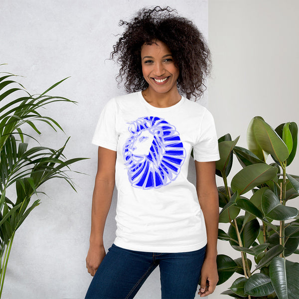 Unisex Water Lion T-Shirt