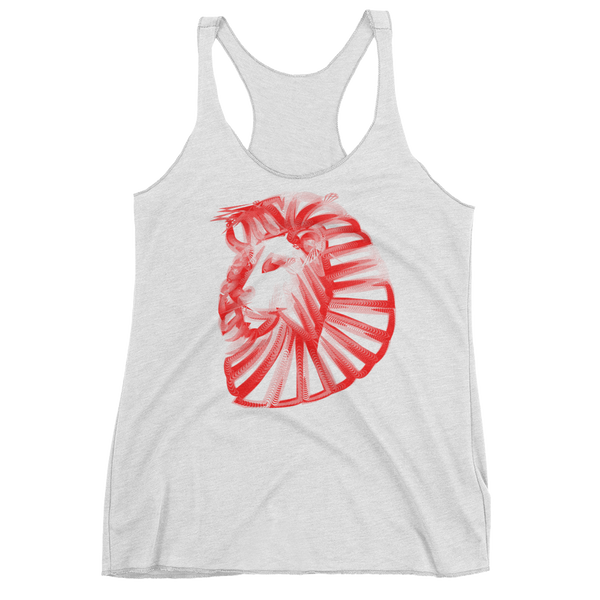 Women's Fire Lion Tank