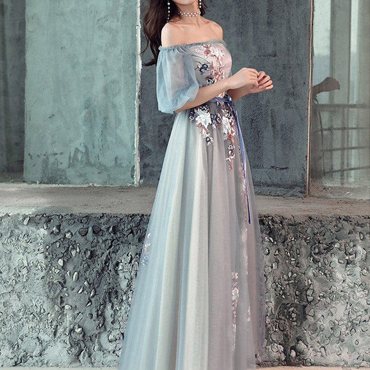 #6222 Banquet party evening dress ( New Arrivals )