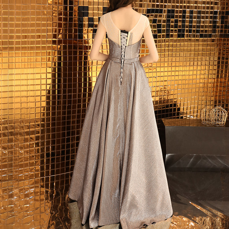 #6325 Beaded party evening dress ( New Arrivals )