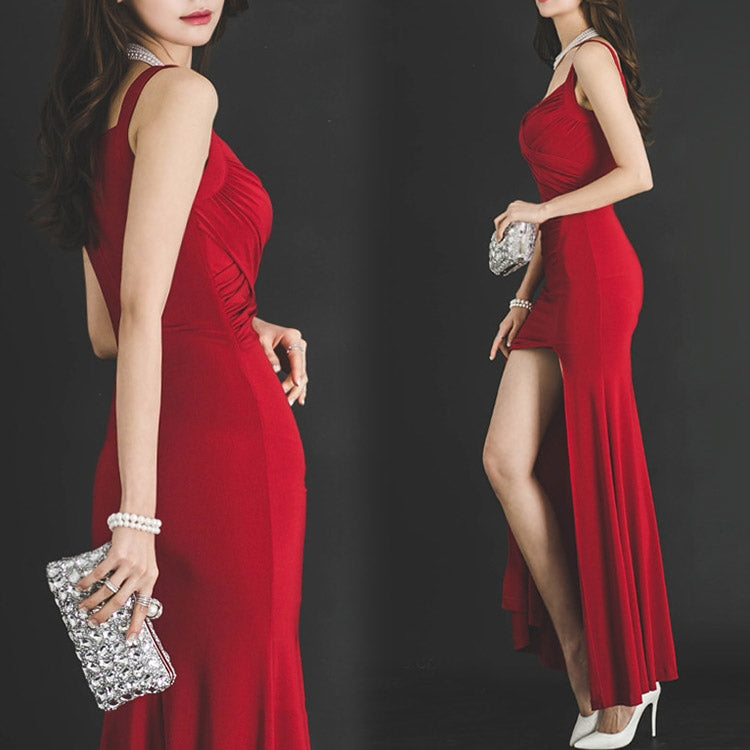 #6379 Sexy party host dinner dress ( 50% off )