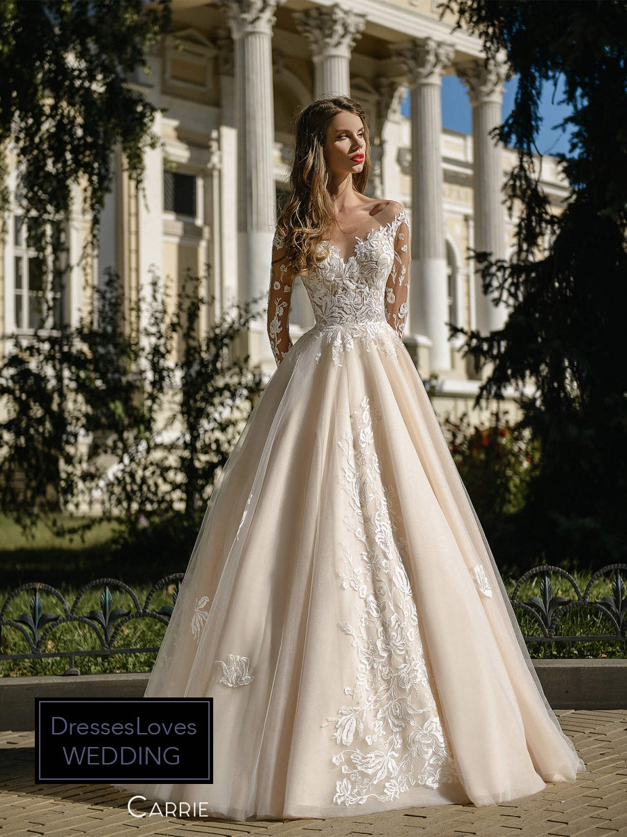 #W0004 Wedding Dress