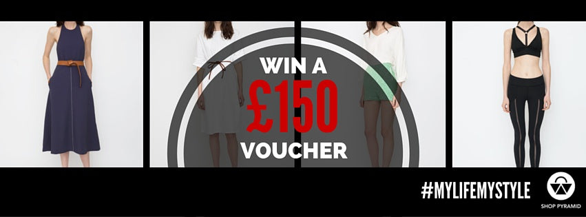 Win a £150 Shop Pyramid E-Voucher
