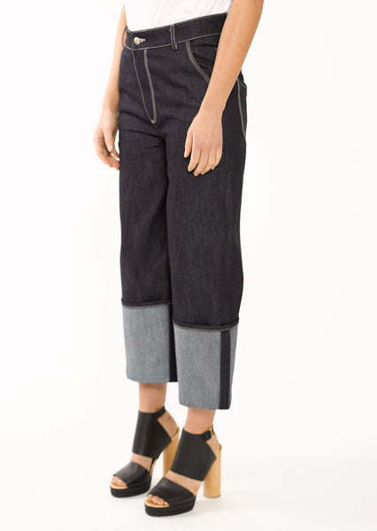Goldie Wide Legged Culottes