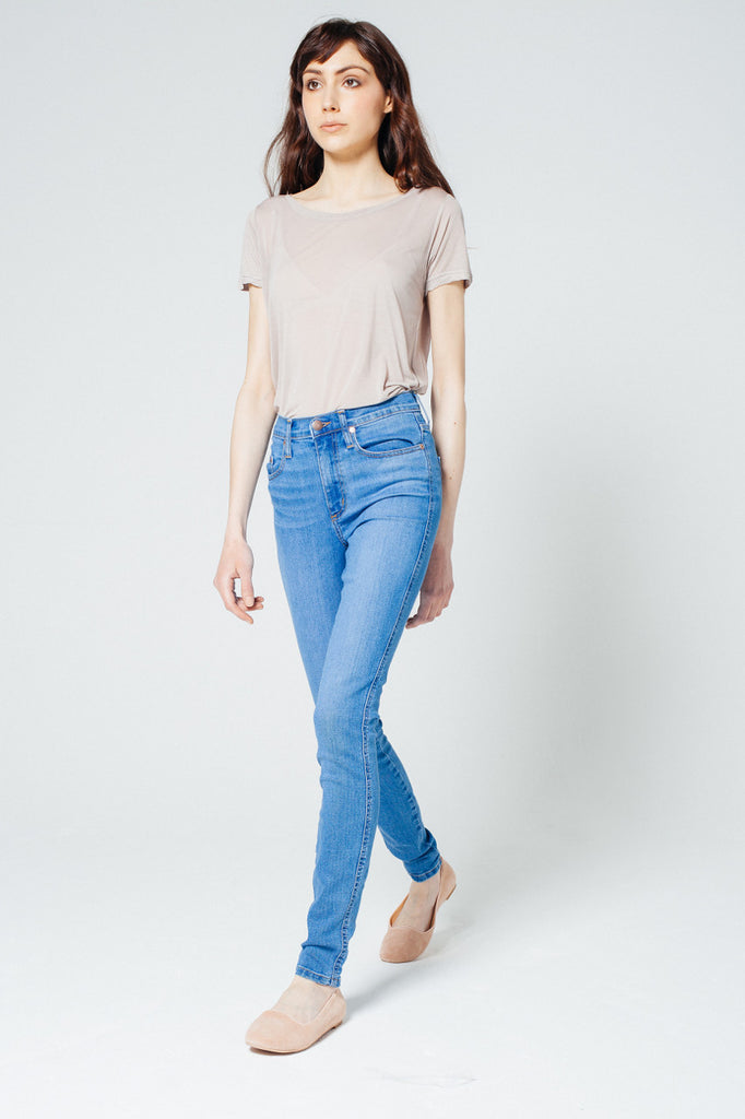 Oxford Tee Bisque