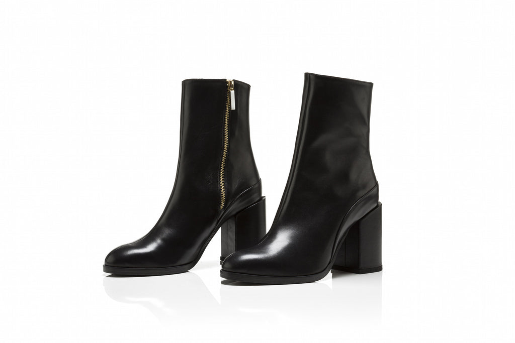 Spirit Heeled Ankle Boot