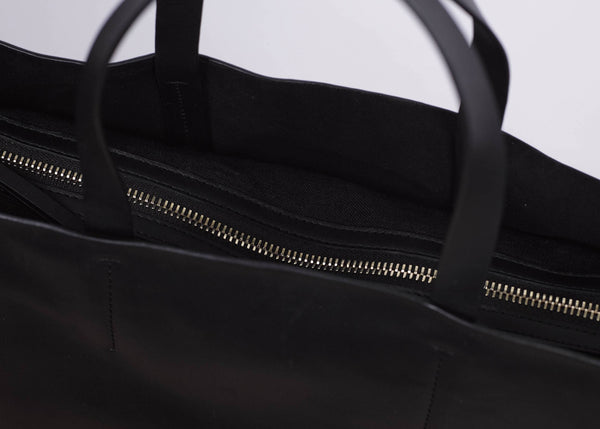 Luca Leather Tote Bag