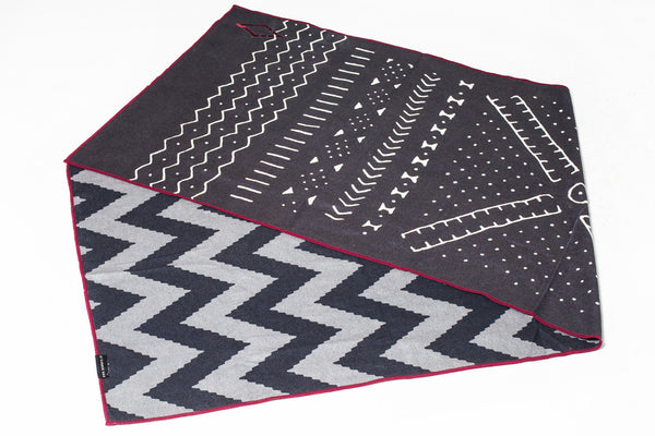 Yoga Towel Africana