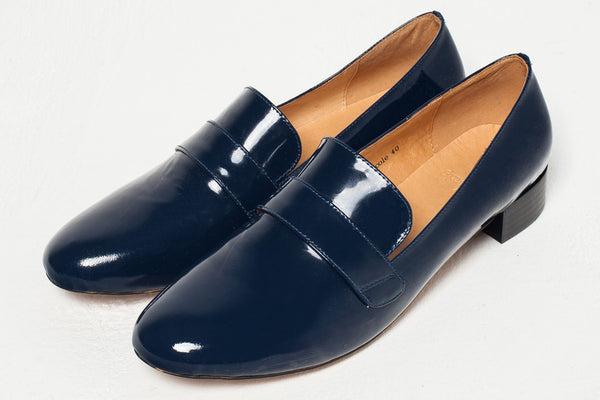 Nicole Loafer Navy