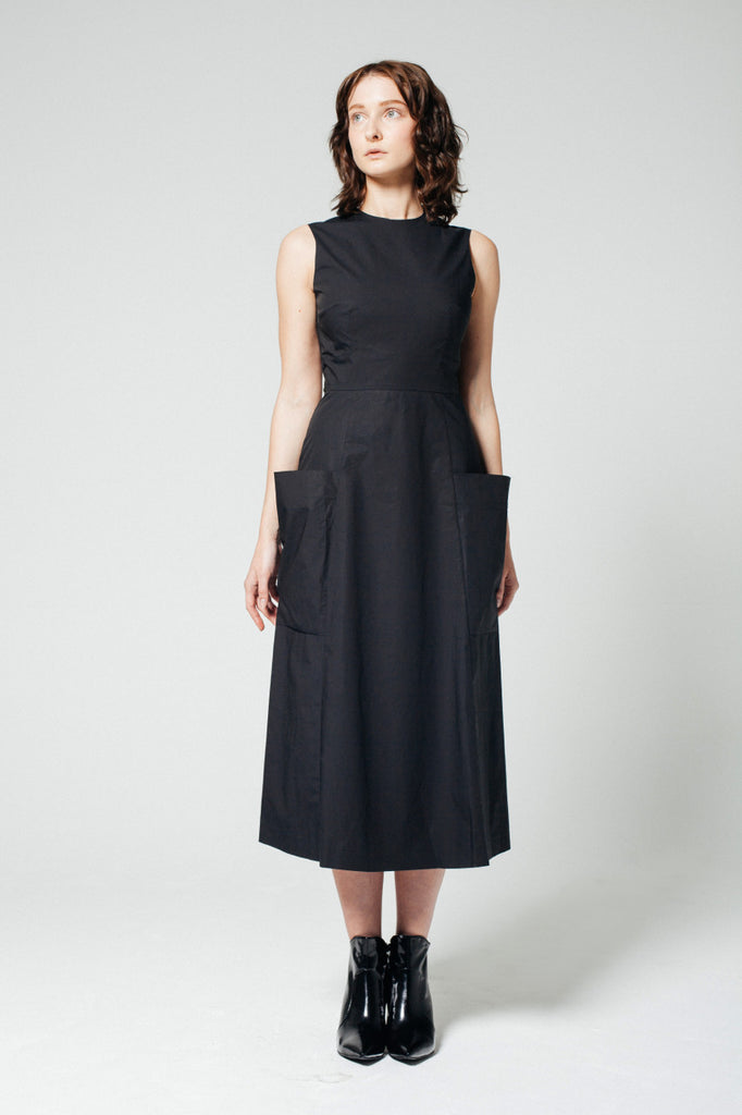 Yoyogi Cotton Dress