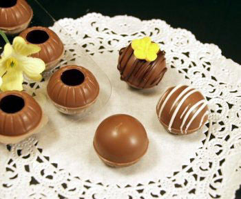 Chocolate Truffle Shells