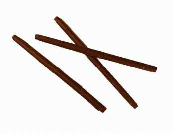 Rolled Chocolate Twigs - 4""