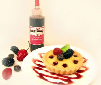 Very Berry Dessert Sauce