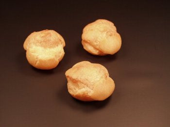 Cream Puff Shells, Small - 1¾""