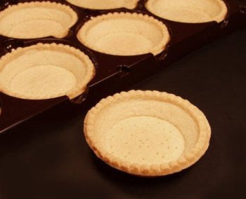 Tartlet Shells,  Sweet - 3½""