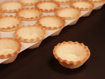 French Tartlet Shells - 1¾""