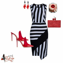 All About Style Personal Stylist Mismatched Fashion Trend
