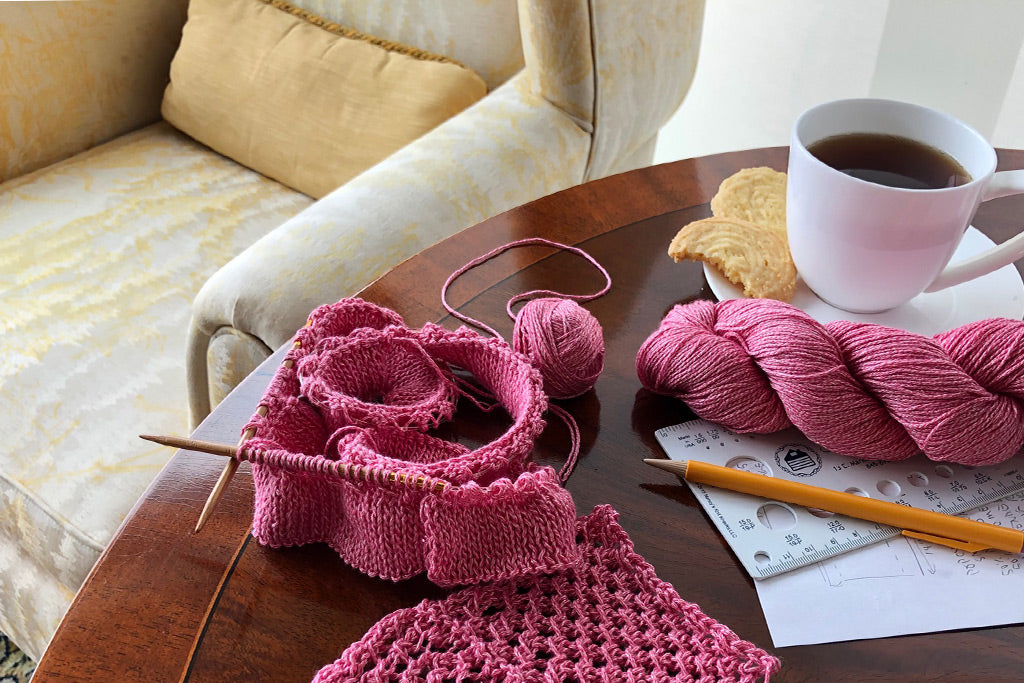 Knitting Vacation in Paradise Postponed