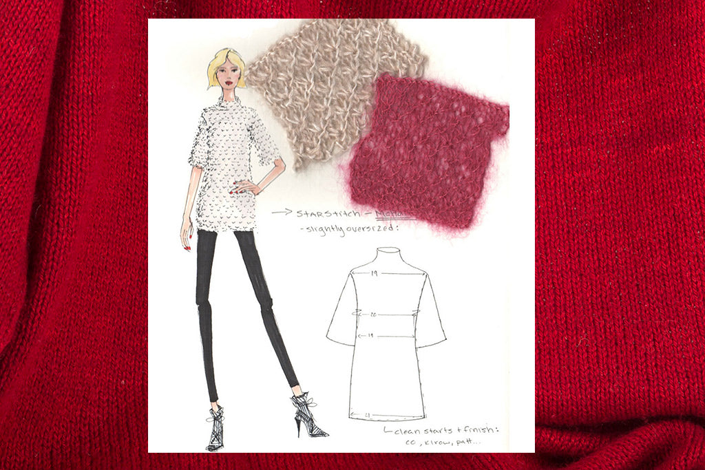 Learn to Design Couture Sweaters