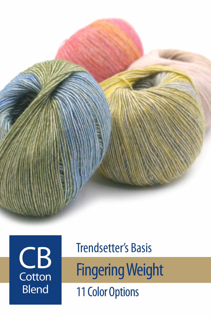 Basis from Trendsetter – 11 color options