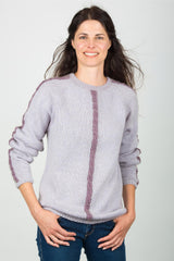 Kelly Mini-Cable Pullover PATTERN (Downloadable)