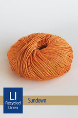 Solo Lino Yarn - 12 color options