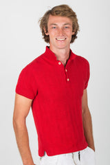 Devin Polo Shirt PATTERN (Downloadable)