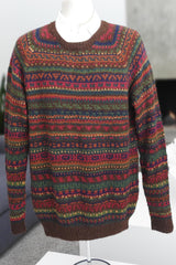 Spanish Fair Isle Sweater
