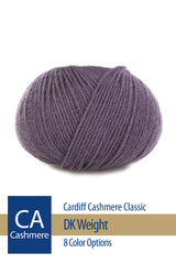 Cashmere Classic from Cardiff – 8 color options