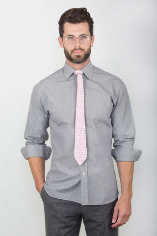 Elliott Double Knit Tie & Pocket Square