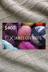 James Cox Knits Gift Card