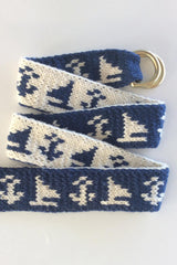Jonas Double Knit Belt