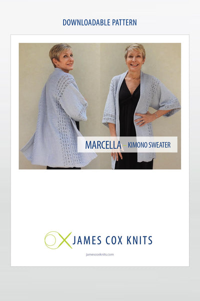 Buy Sueño DK Yarn for Marcella Kimono Sweater - Get the Pattern Free
