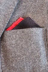 Max Color Point Tie & Pocket Square
