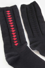Max Color Point Socks PATTERN